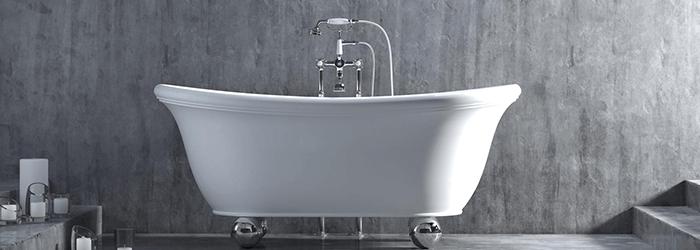 Чем хороша каменная ванна
