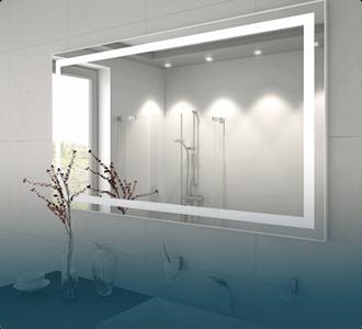 Фото категории Зеркала для ванной