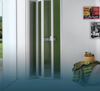 Фото категории Складные двери