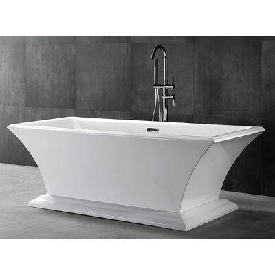 Акриловая ванна ABBER AB9238 170x80