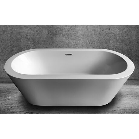 Акриловая ванна ABBER AB9213 170x80