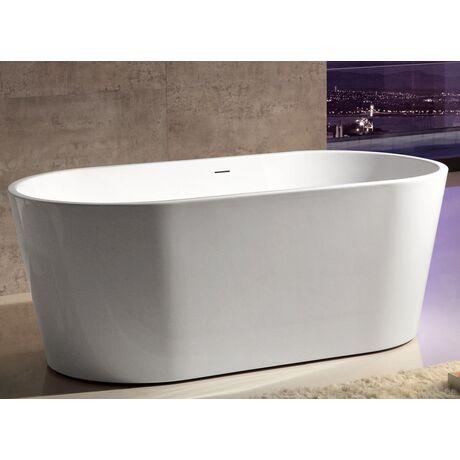 Акриловая ванна ABBER AB9203-1.6 160x80