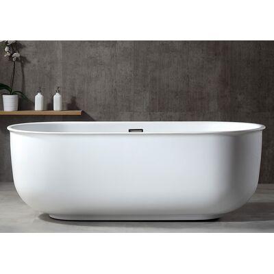 Акриловая ванна ABBER AB9244 170x80