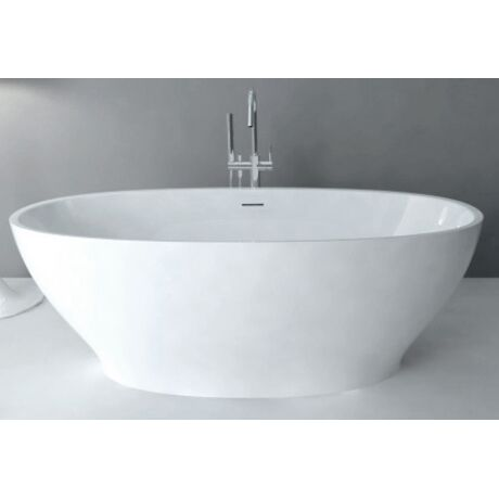 Акриловая ванна ABBER AB9207 165x80