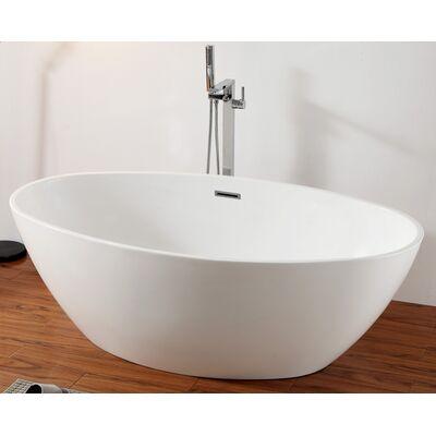 Акриловая ванна ABBER AB9249 175x100