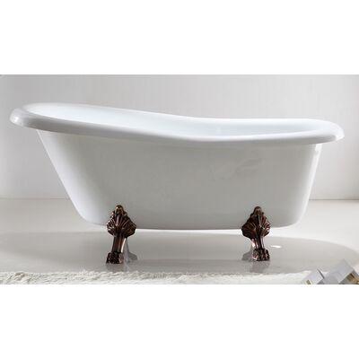 Акриловая ванна ABBER AB9292 172x82