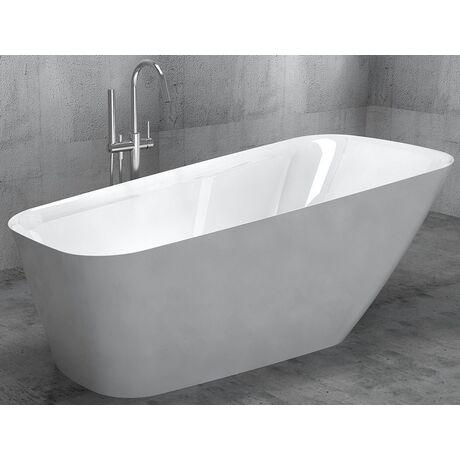 Акриловая ванна ABBER AB9218 170x77
