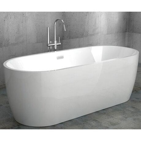 Акриловая ванна ABBER AB9219 176x80