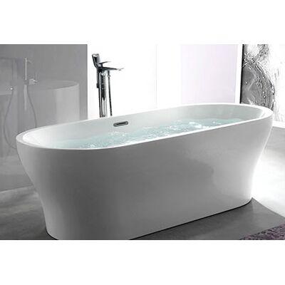 Акриловая ванна ABBER AB9294 169x80