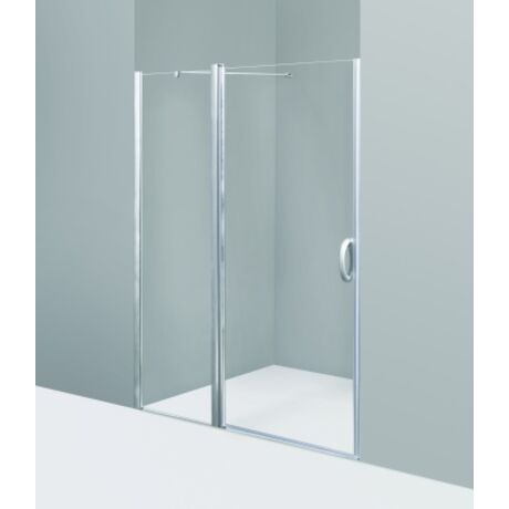 Душевая дверь в нишу AM.PM Bliss L W53S-E80-000CT 80
