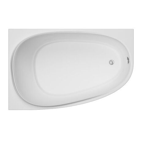 Акриловая ванна AM.PM Like W80W-170L110W-W2D 170x110 с гидромассажем