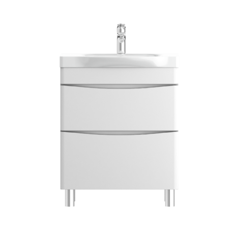 Мебель для ванной AM.PM Like 65 M80FSX0652WG