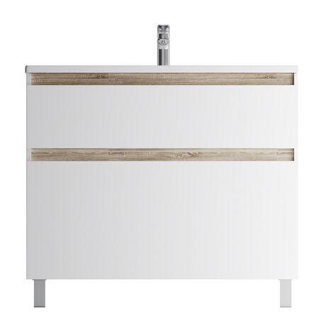 Мебель для ванной AM.PM X-Joy 100 M85AFSX1002WG