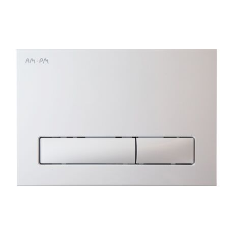 Клавиша смыва AM.PM I014101, белый