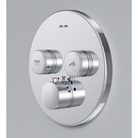 Смеситель для душа AM.PM Inspire V2.0 TouchReel F50A85700