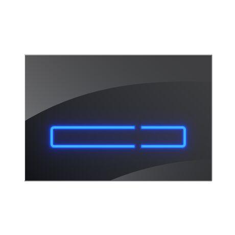 Клавиша смыва AM.PM Touch Pro I0450A38, черный