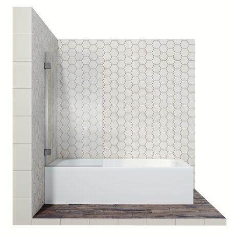 Шторка для ванны Ambassador Bath Screens 16041101 70