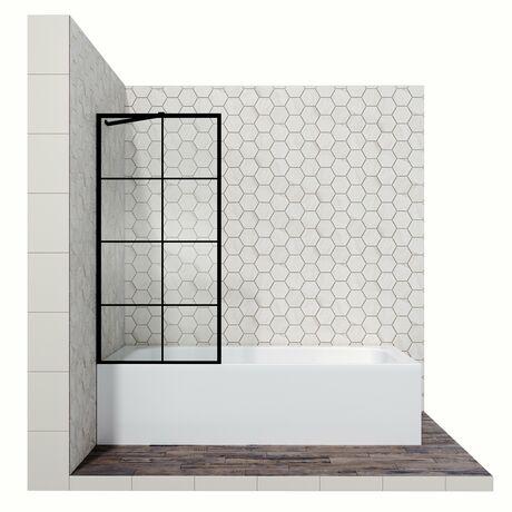 Шторка для ванны Ambassador Bath Screens 16041209 80