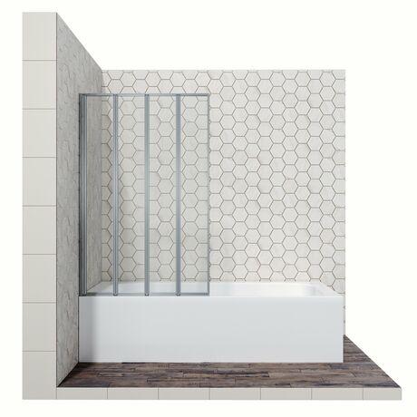 Шторка для ванны Ambassador Bath Screens 16041110 90