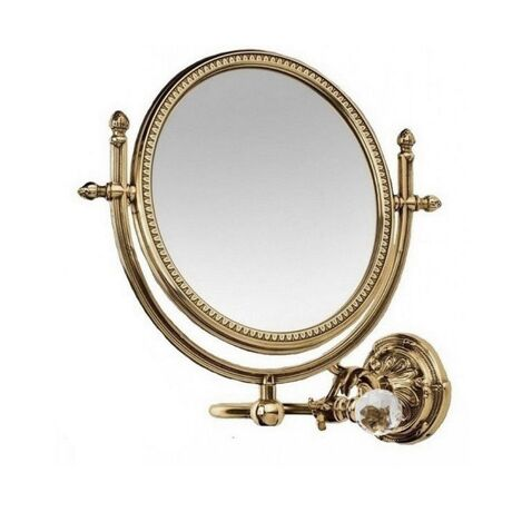 Зеркало косметическое Art&Max BAROCCO CRYSTAL AM-2109-Br-C