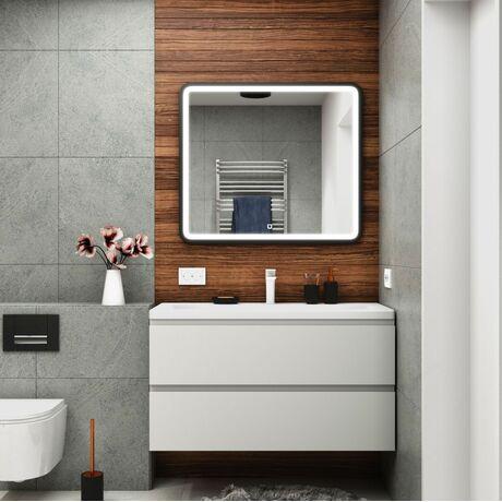 Мебель для ванной Art&Max Bianchi 100 Белый Глянец