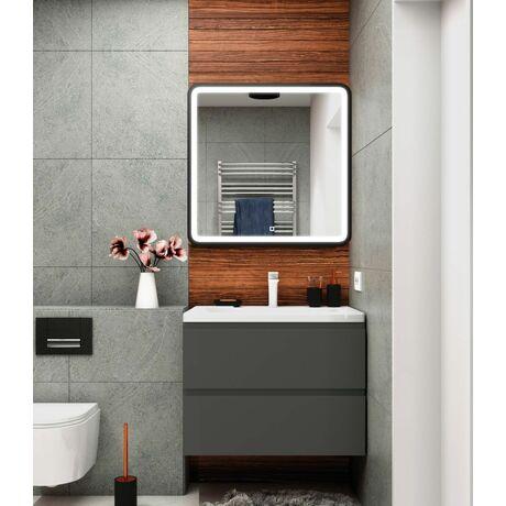 Мебель для ванной Art&Max Bianchi 75 Серый Матовый
