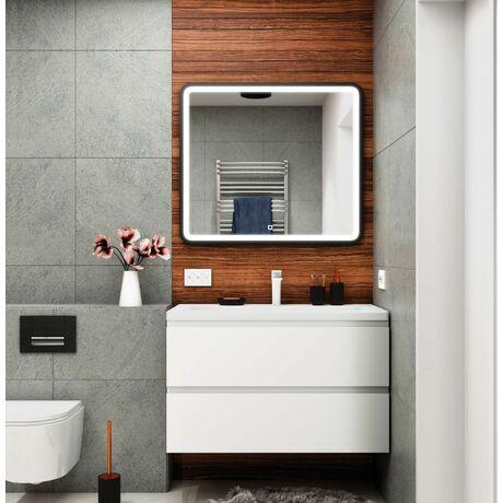 Мебель для ванной Art&Max Bianchi 90 Белый Глянец