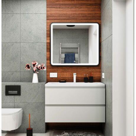 Мебель для ванной Art&Max Bianchi 90 Белый Матовый