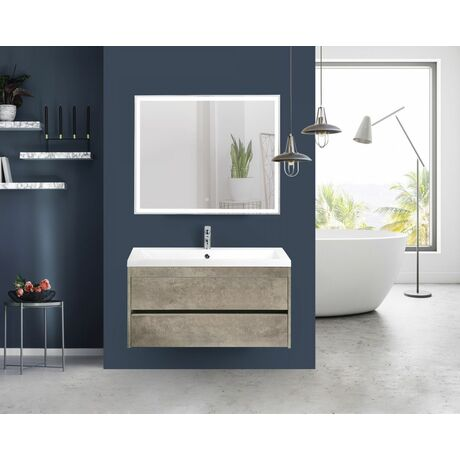 Мебель для ванной Art&Max Family 100 Cemento Veneto