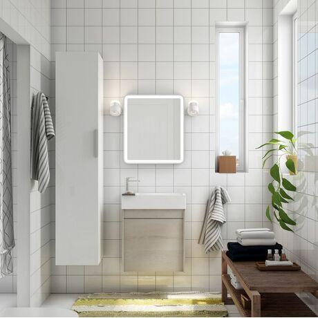 Мебель для ванной Art&Max Family 40 Pino Bianco с 1 распашной дверцей