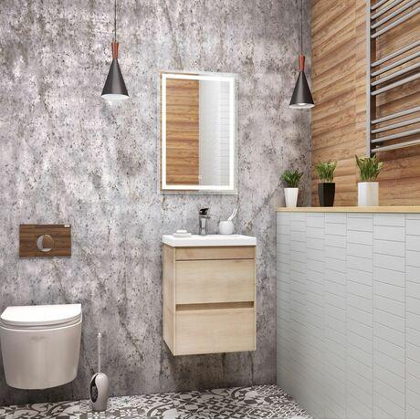 Мебель для ванной Art&Max Family 40 Pino Bianco