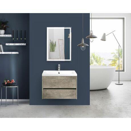Мебель для ванной Art&Max Family 75 Cemento Veneto