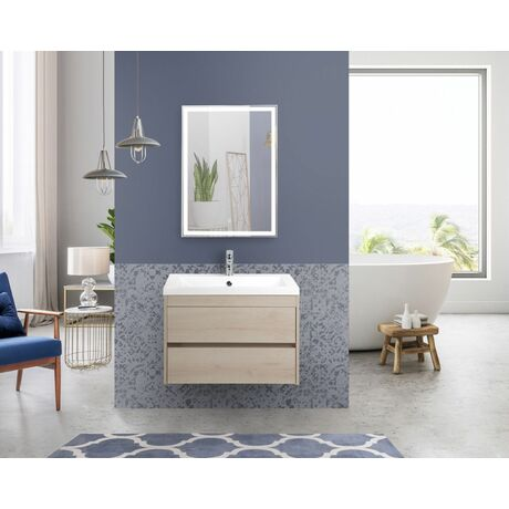 Мебель для ванной Art&Max Family 75 Pino Bianco