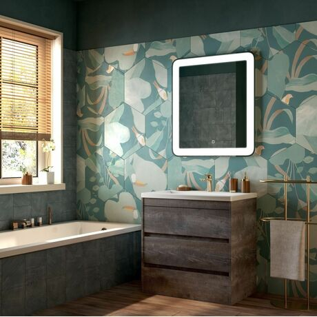 Мебель для ванной Art&Max Family 75 Pino Esotica напольная
