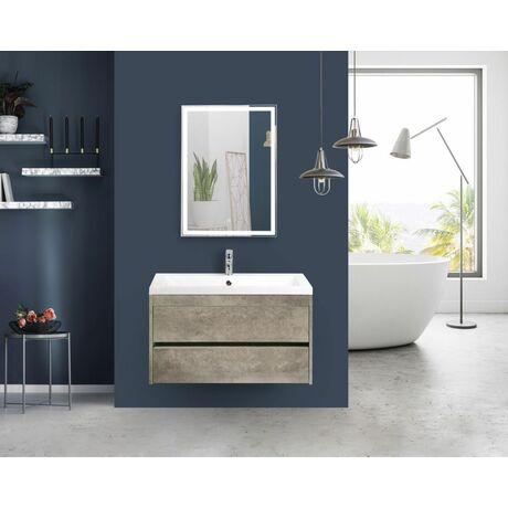 Мебель для ванной Art&Max Family 90 Cemento Veneto