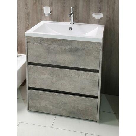 Мебель для ванной Art&Max Family 90 Cemento Veneto напольная