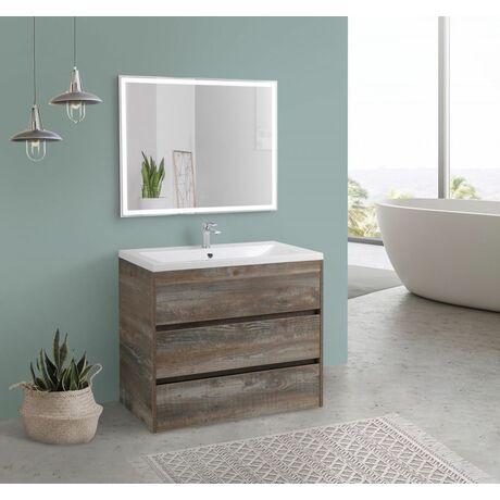 Мебель для ванной Art&Max Family 90 Pino Esotica напольная