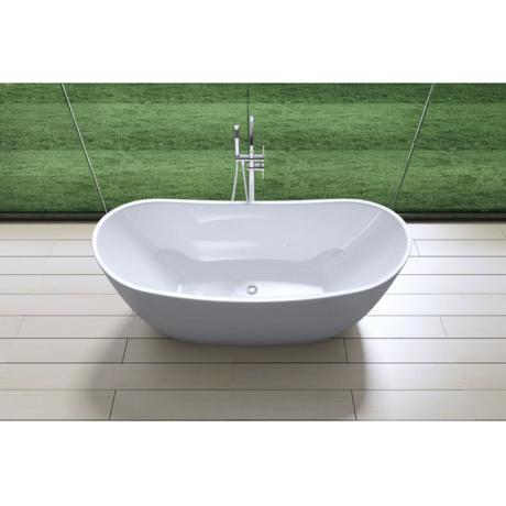 Акриловая ванна Art&Max AM-502-1700-785 170x78,5
