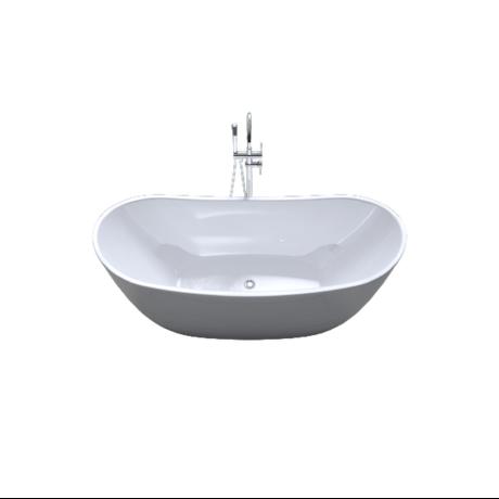 Акриловая ванна Art&Max AM-502-1800-780 180x78