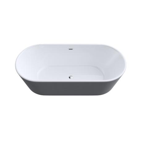 Акриловая ванна Art&Max AM-525-1700-745 170x74,5