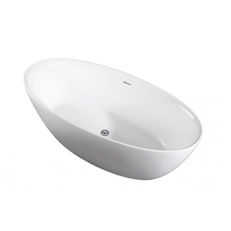 Акриловая ванна Art&Max Bologna AM-BOL-1700-820 170x82
