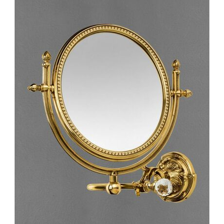 Зеркало косметическое Art&Max BAROCCO CRYSTAL AM-2109-Do-Ant-C
