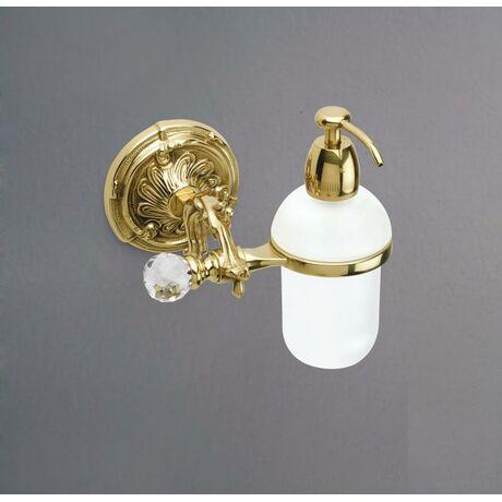 Дозатор для жидкого мыла Art&Max BAROCCO CRYSTAL AM-1788-Br-C