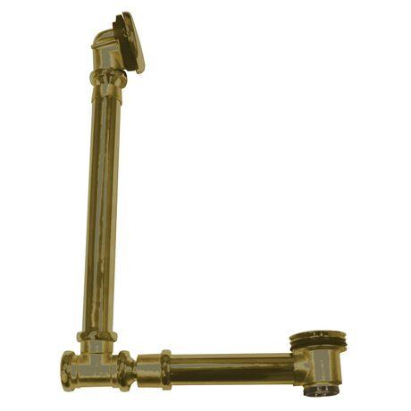 Слив-перелив для ванны BB567-OVF-BRN, бронза