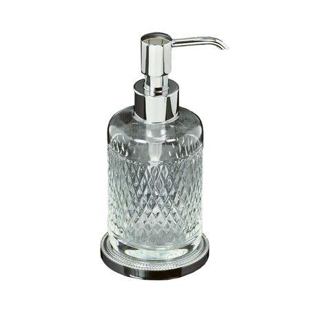 Дозатор для жидкого мыла Boheme Crystal