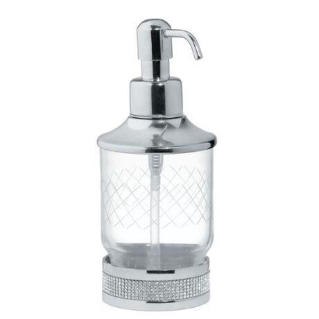 Дозатор для жидкого мыла Boheme Royal Cristal 10929