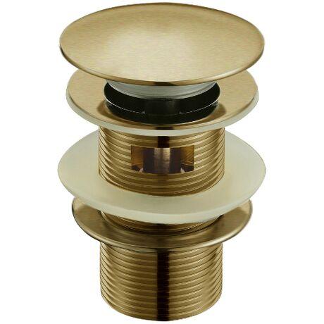 Донный клапан Boheme Medici 610/2 с переливом