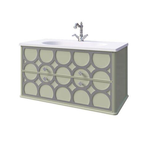 Мебель для ванной Caprigo Caprice 90 (2 ящика)