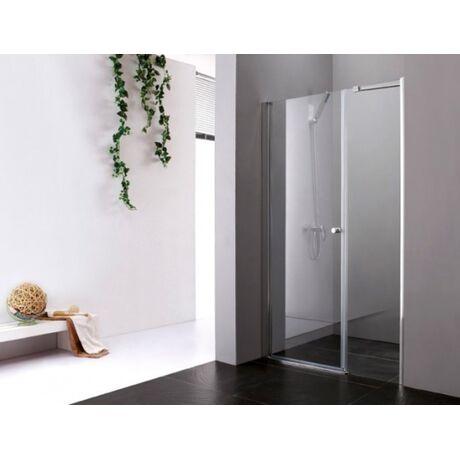 Душевая дверь в нишу CEZARES ELENA-B-11-60+60-C-Cr