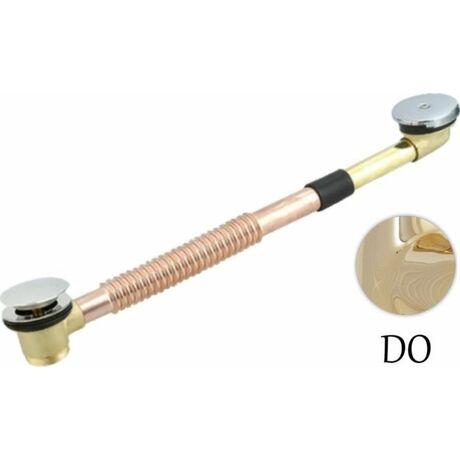 Слив-перелив для ванны CZR-STW1-03, золото